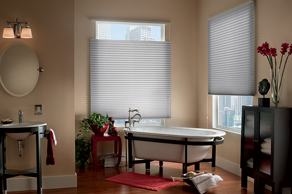 Pleated Shades Pinch Pleat Window Shade